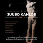 Juuso Kahlos Gaala 21.3.2019 -Save the date!