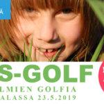 SOS-Golf Pickalassa 23.5.2019- haastamme yrityksesi mukaan tekemään hyvää!
