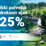 Autopesula Autospa palvelee Pickalassa 11.5. – 30.9.2019
