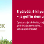 Pickala Golf Week 24.-28.7.2019