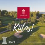 Pickala Golf juhlisti upeaa finaalisijaansa Urheilugaalassa